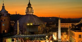 法拉迪尔酒店 - 罗马 - 户外景观