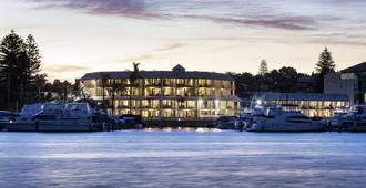 21号码头公寓酒店式酒店 - 弗里曼特尔 - 建筑