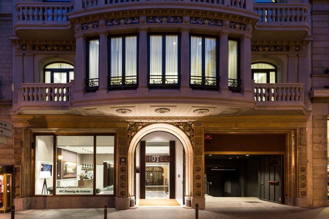 加泰罗尼亚格拉西亚帕赛格酒店 - 巴塞罗那 - 建筑