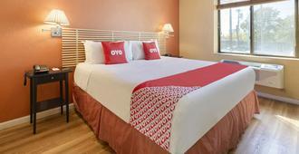 纽约牙买加jfk机场豪生酒店 - 皇后区 - 睡房