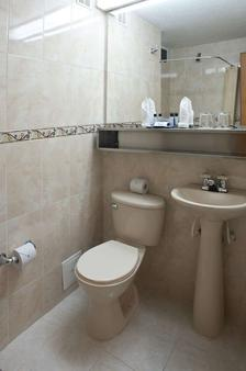 丹恩AV.19酒店 - 波哥大 - 浴室