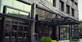 芝加哥汤普森酒店 - 芝加哥 - 建筑