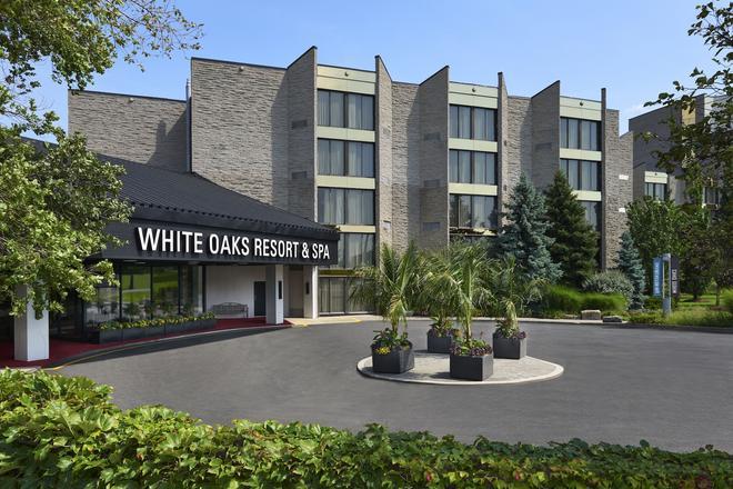 白橡树会议度假温泉酒店 - 滨湖尼亚加拉 - 建筑