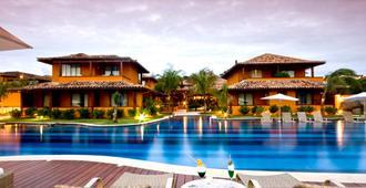 菲拉杜拉度假酒店 - 布希奥斯 - 游泳池