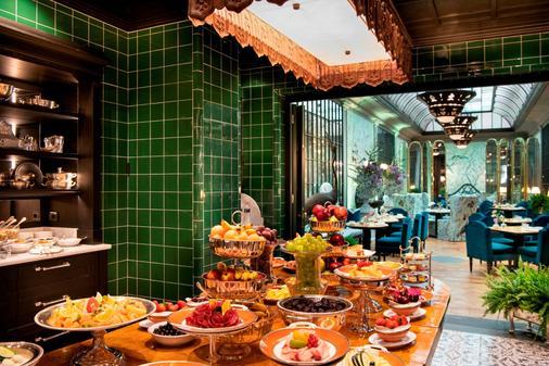 赫尔维西亚及布里斯托酒店 - 佛罗伦萨 - 自助餐