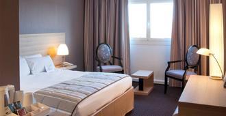 美居波尔多紫胶酒店 - 波尔多 - 睡房