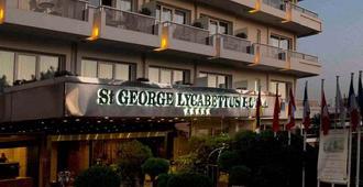 圣乔治利卡维多斯酒店 - 雅典 - 建筑