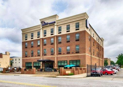 英纳哈波尔市中心斯利普套房酒店 - Baltimore - 建筑
