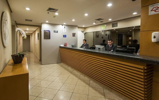 贝拉辛特拉全美行政酒店 - 圣保罗 - 柜台