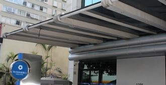 贝拉辛特拉全美行政酒店 - 圣保罗 - 建筑