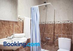 提卡尔一号酒店 - 马德里 - 浴室