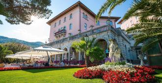 阿玛迪利亚公园米勒尼酒店 - 奥帕提亚 - 建筑