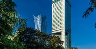 华沙洲际酒店 - 华沙 - 建筑
