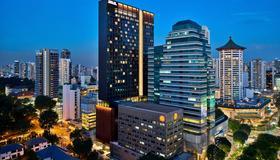新加坡乌节路优特尔酒店 - 新加坡 - 户外景观