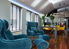 迪卡梅隆豪华设计酒店 - 敖德萨 - 休息厅