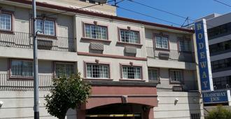 旧金山市政中心罗德威旅馆 - 旧金山 - 建筑