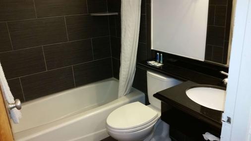 旧金山市政中心罗德威旅馆 - 旧金山 - 浴室