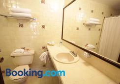 卡萨梅克西卡那酒店 - 圣克里斯托瓦尔-德拉斯卡萨斯 - 浴室