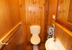 布里斯班庄园酒店 - 布里斯班 - 浴室