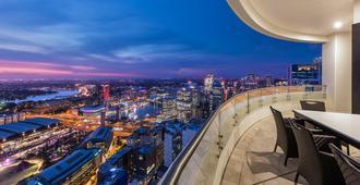 肯特街美利通公寓式酒店 - 悉尼 - 阳台