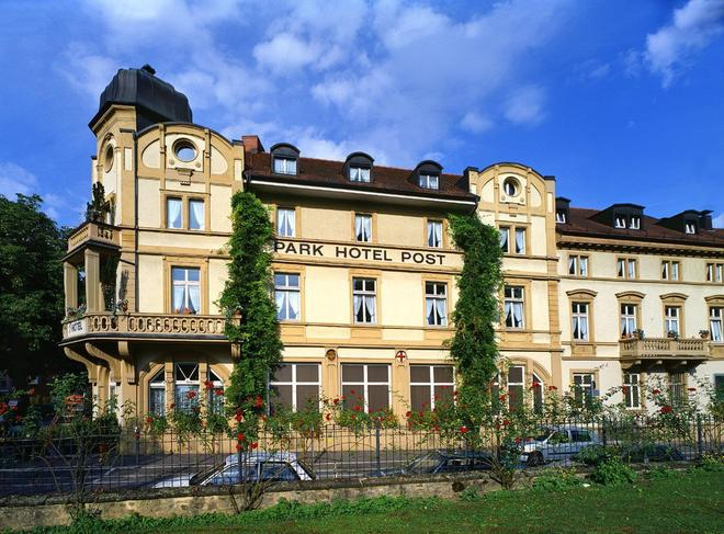 波斯特公园酒店 - 弗莱堡 - 建筑