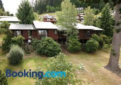 格林埃克斯高山小屋及别墅酒店 - 汉默温泉 - 户外景观
