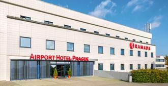 华美达布拉格机场酒店 - 布拉格 - 建筑