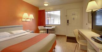 伊丽莎白镇6号汽车旅馆 - 伊丽莎白敦 - 睡房