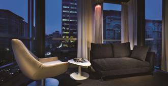 蒙特利尔零1酒店 - 蒙特利尔 - 客厅