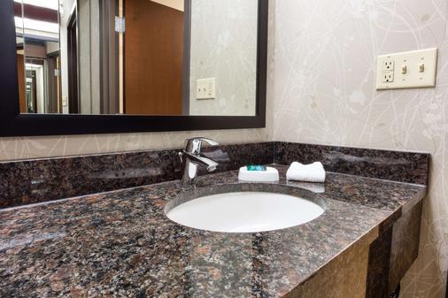 德鲁里套房酒店堪萨斯城机场店 - 堪萨斯城 - 浴室