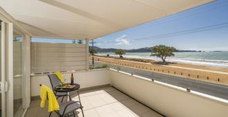 新西兰大洋汽车旅馆 - 怀蒂昂格 - 阳台