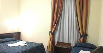 波西塔诺酒店 - 罗马 - 睡房