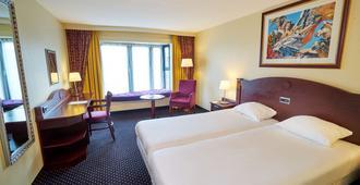 阿姆拉斯皇帝大酒店 - 马斯特里赫特 - 睡房