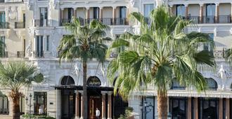 巴黎蒙特卡罗酒店 - 摩纳哥 - 建筑