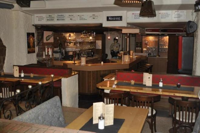 萨尔布吕肯城市酒店 - 萨尔布吕肯 - 酒吧