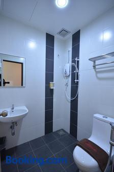 Ast酒店 - 亚罗士打 - 浴室