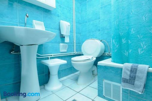康斯坦缇诺波利斯酒店 - 科孚 - 浴室