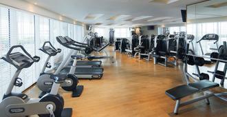 迪拜诺富特艾巴莎酒店 - 迪拜 - 健身房