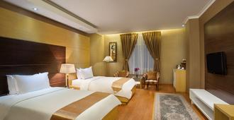萨哈蒂酒店 - 南雅加达 - 睡房