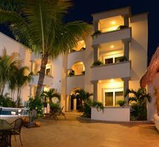 棕榈图卢姆豪华公寓酒店