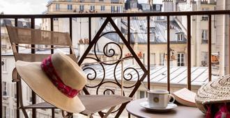 艾弗爱尔住宅酒店 - 巴黎 - 阳台