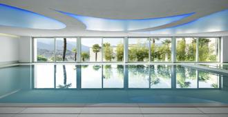 卢加诺风景酒店 - 卢加诺 - 游泳池