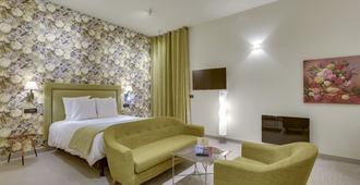 波尔多中央埃里齐奥别墅酒店 - 波尔多 - 睡房