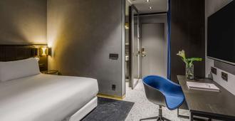 杰拉德室友酒店 - 巴塞罗那 - 睡房