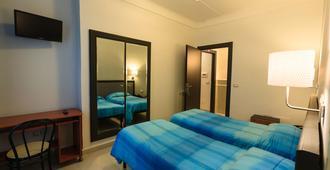 塞萨雷奥古斯托酒店 - 那不勒斯 - 睡房