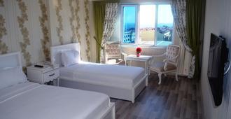 祖格玛公园酒店 - 伊斯坦布尔 - 睡房