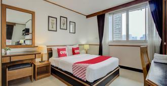 哈特查维帕旅馆 - 曼谷 - 睡房