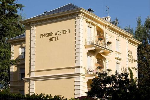 韦斯登德酒店 - 梅拉诺 - 建筑