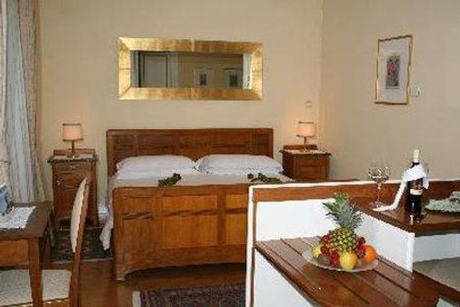韦斯登德酒店 - 梅拉诺 - 睡房