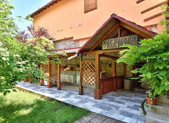 艾斯特里亚宫酒店 - 圣君士坦丁和海伦那 - 酒吧